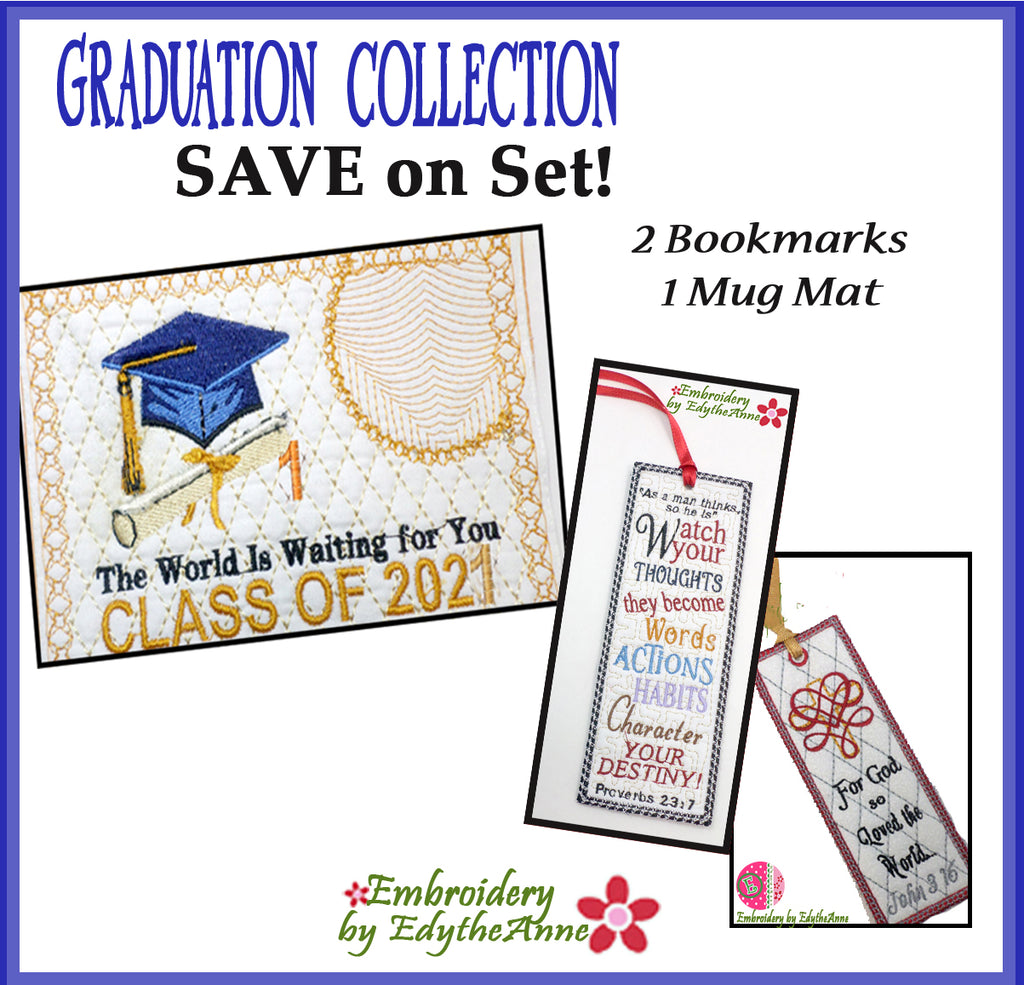 GRADUATION SET -SAVE 10%-Digital Downloads