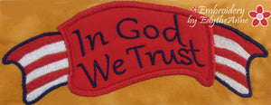 IN GOD WE TRUST 4X4 & 5X7 Digital Download