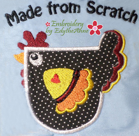 MADE FROM SCRATCH -