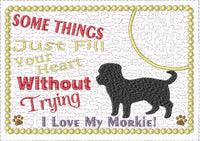 60 AWESOME DOG BREEDS - All sets have been combined into this one - Choose Your Breed In The Hoop Machine Embroidery Mug Mat/Mug Rug