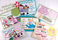 THE CRAFTER BUNDLE- Save 20% on Bundle- Digital Downloads