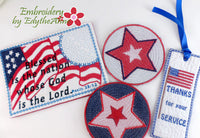 PATRIOTIC ASSORTMENT BUNDLE - Digital Downloads