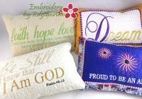 PILLOWS BUNDLE- SAVE 10% - Digital Downloads