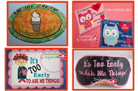 BUNDLE OF GIFTS FOR TEACHERS - Save 10% on Bundle- Digital Downloads
