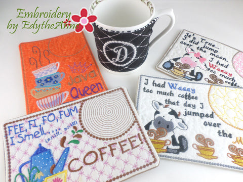 10% OFF TIME FOR A COFFEE BREAK SET - Digital Downloads