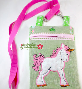 UNICORN CROSSBODY BAG - DIGITAL DOWNLOAD