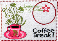 MUG MAT/MUG RUG ASSORTMENT- Digital Downloads
