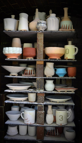 Summer 2019—Practical Glaze Making with Judd Jarvis, W 6:30-9:00