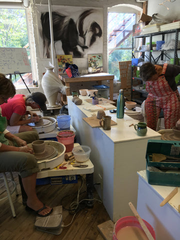 January 2019— Try It Wheel Workshop with Randy Bill, Saturday, January 19 10:00-1:00
