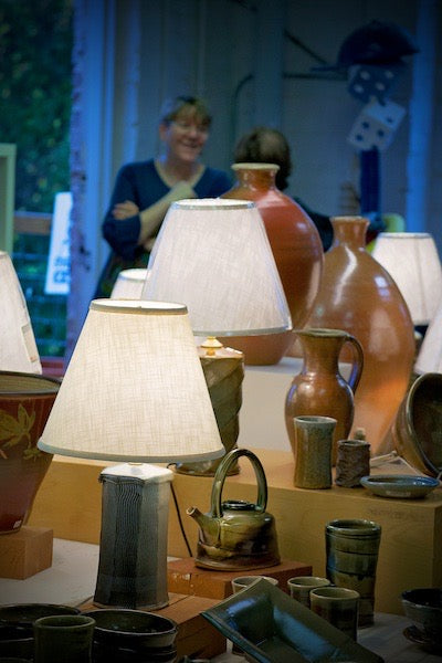 Winter 2019—Focus on Lamps Workshop with Nan Rothwell
