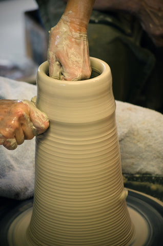 CLOSEDSpring 2020—SESSION 2, UVA Clay Club Wheel, SUN 11:00-1:30, 6 weeks