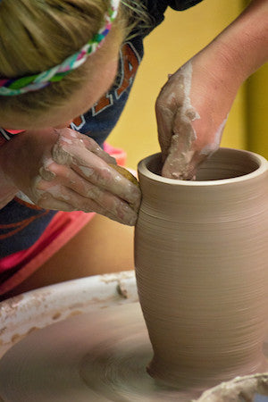 FALL 2019—SESSION 2, Sunday, AM/UVA Clay Club Wheel, 11:00-1:30, 6 weeks