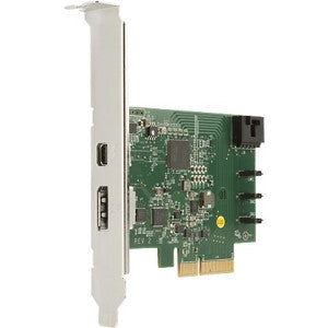 Thunderbolt-2 PCIe 1-port I/O Card