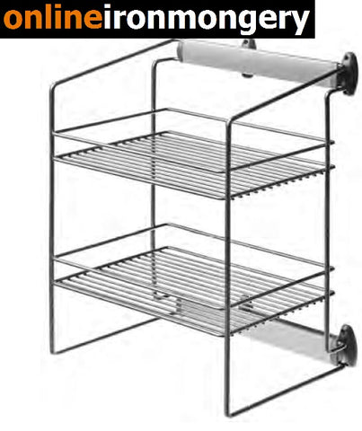 Wardrobe Multiple Tier Basket Pull Outs