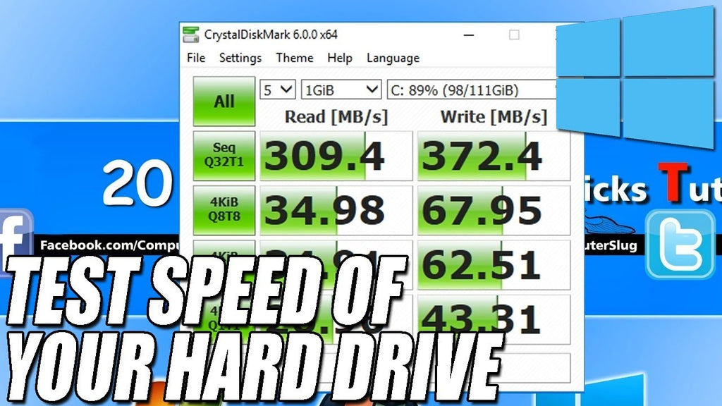 10 Free Hard Drive and SSD performance measurement tools