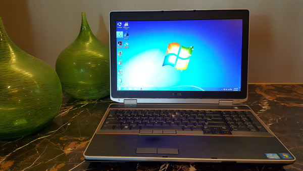 (Custom order for Griffin) Dell Latitude e6520 quad-core i7, 8 gig, 250 gb SSD, Nvidia, 10 keypad