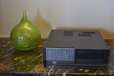 Sage Counseling Inc - Custom order: 7 Dell quad-core i5, 4 gig ram, 160gb SSD, dual monitor capability/splitter, windows 7