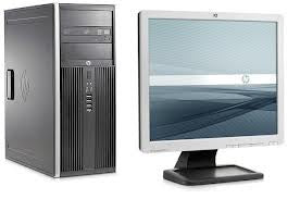 6 HP 8200 quad-core i5 bundle Desktops