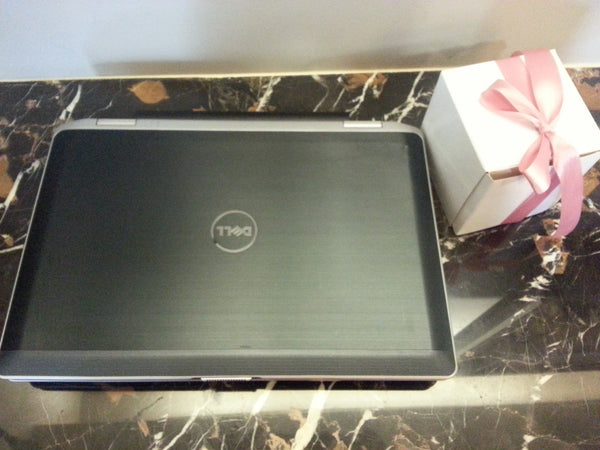(custom order for Ana) Dell Latitude E6420 Core i5, 14 inch, 8 gig ram, 160gb Intel Solid State Drive, WiFi, 1 year warranty