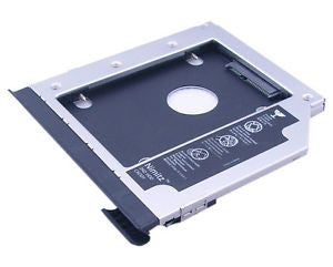 (custom order for Jesse) 2nd hard drive caddy 320gb hard drive for Dell e6430