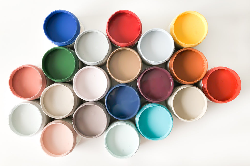 Furniture Paint Chalk Paint Clay Paint Eco-Friendly Paint