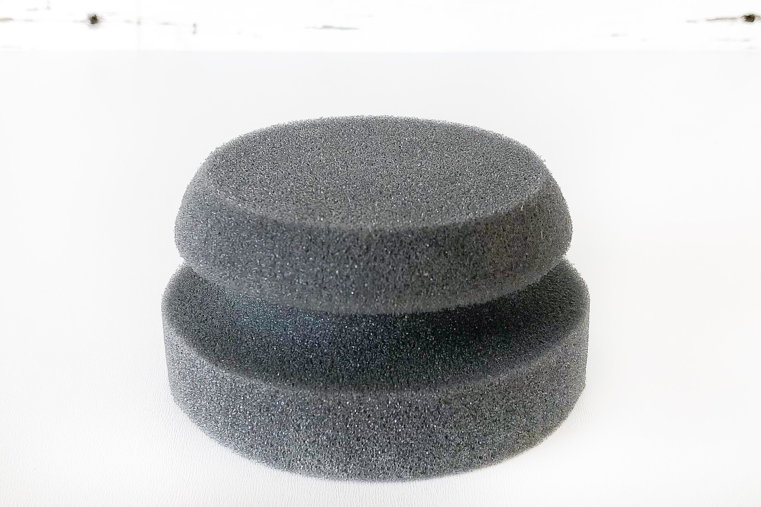 painting sponge - round hand-held sponge for applying furniture paint
