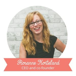 Rosanne Korteland - CEO and co-founder of Country Chic Paint