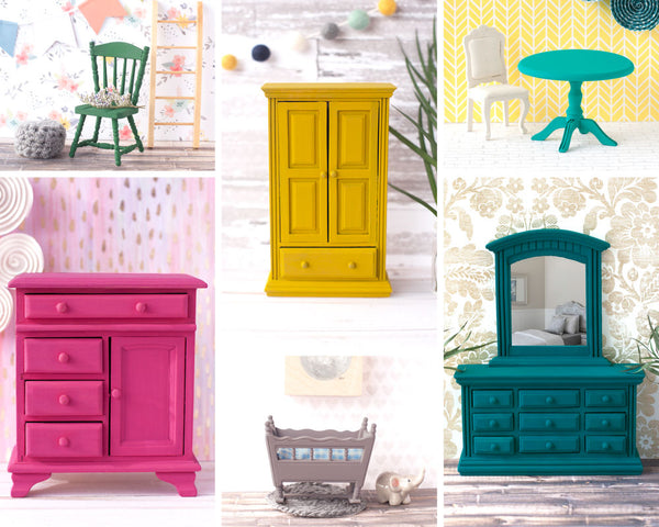 Furniture Paint - All-in-One Decor Paint - Spring/Summer Limited Edition Colors 2018