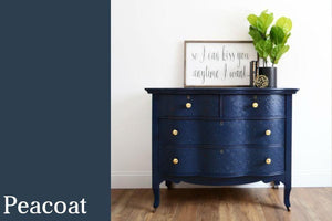 Chalk Style All-In-One Paint | Peacoat