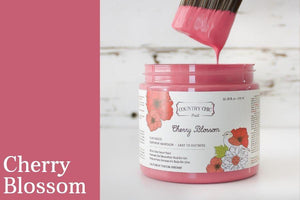 Cherry Blossom Furniture Paint - All-in-One Decor Paint from Country Chic Paint