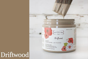 Driftwood Furniture Paint - All-in-One Decor Paint from Country Chic Paint