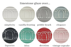 Furniture Glaze | Limestone
