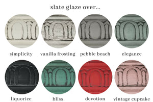 Furniture Glaze | Slate