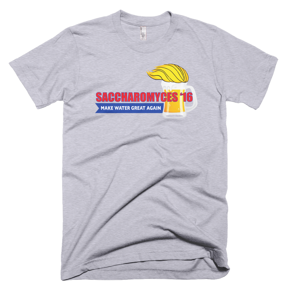 Saccharomyces '16 - Short sleeve men's t-shirt