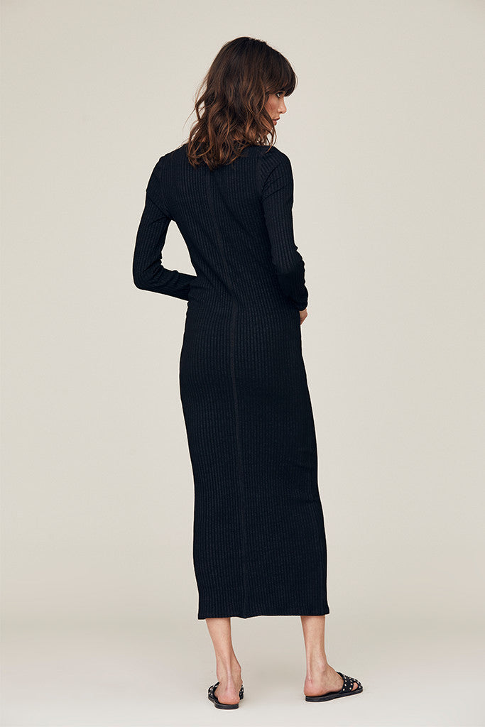 Cate Henley Maxi Dress