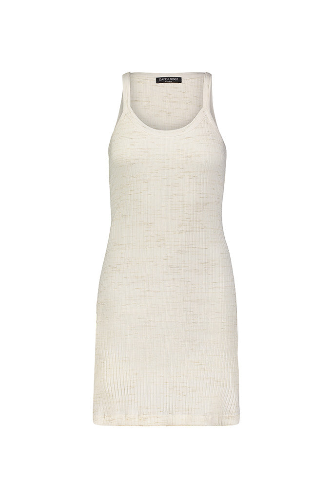 Speckled Aiden Mini Dress