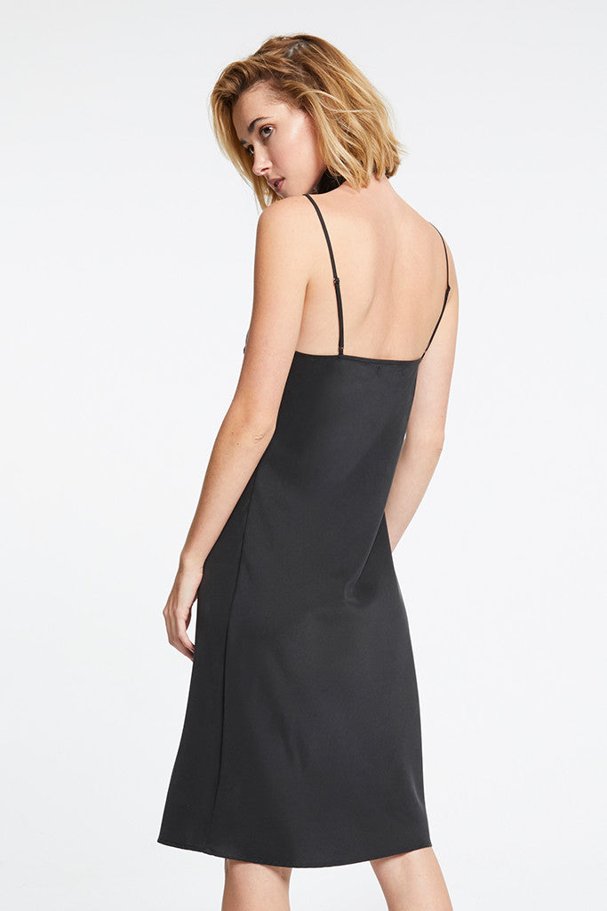 Kacey Bias Slip Dress