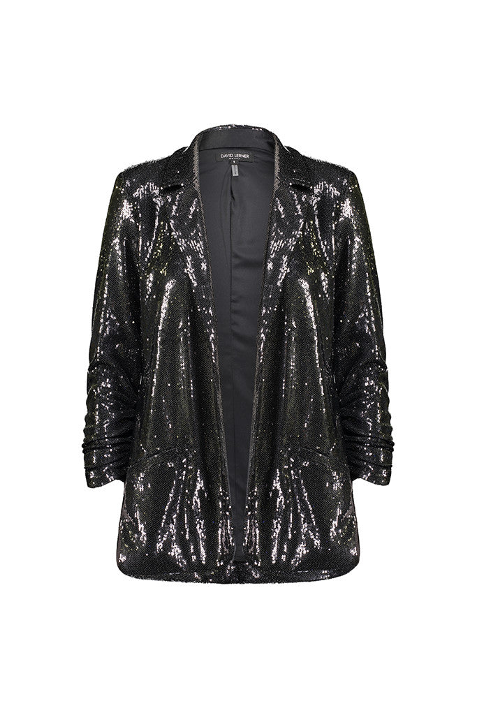 Hailey Sequin Blazer