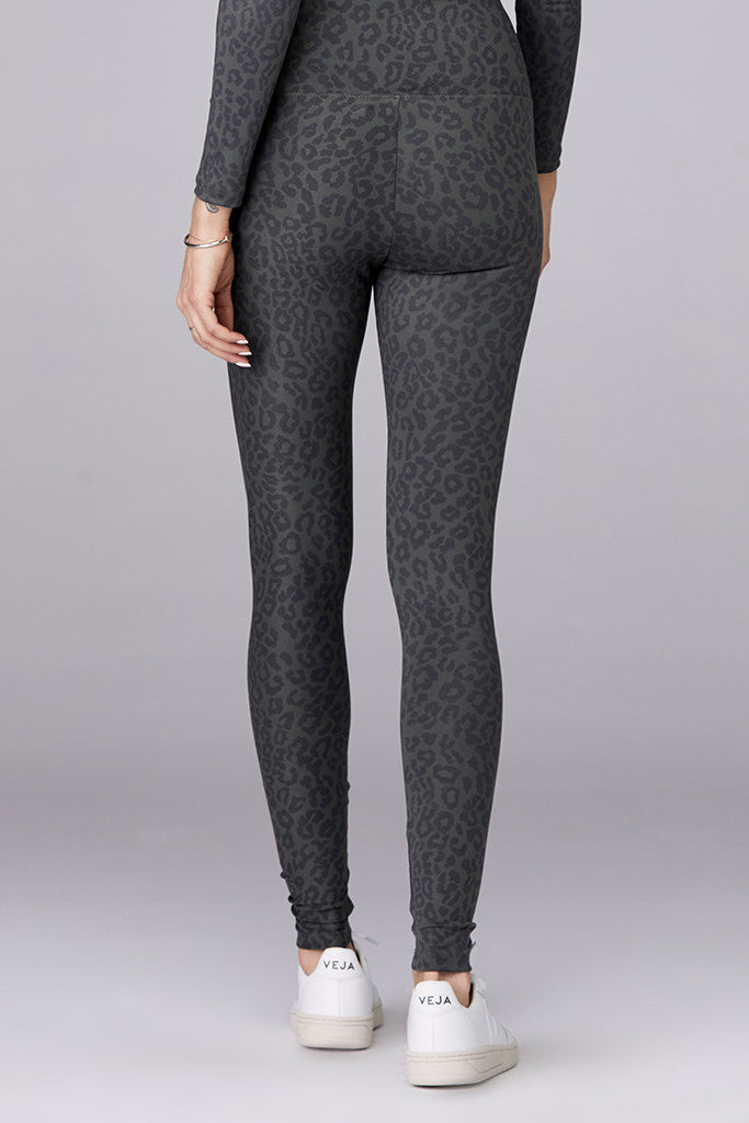 Leopard High Rise Legging