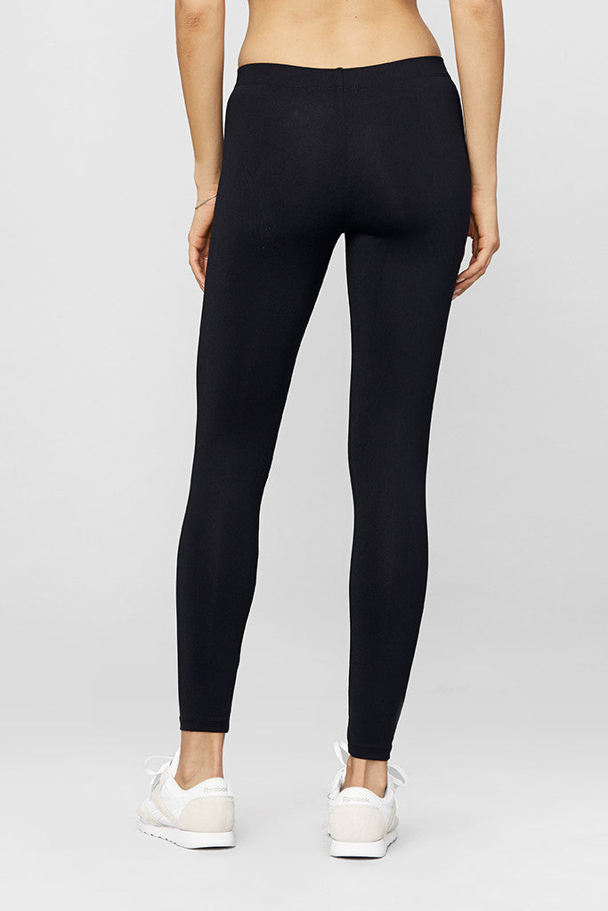 "The Classic 8"" Rise Legging"