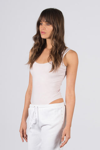 Super Scoop Tank Bodysuit