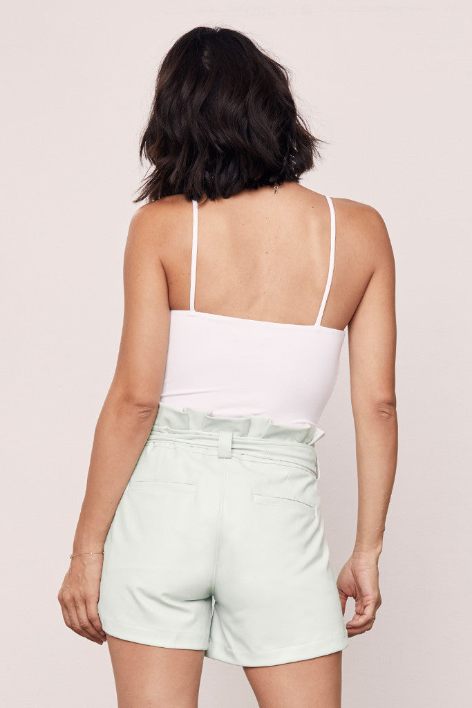Straight Tank Bodysuit
