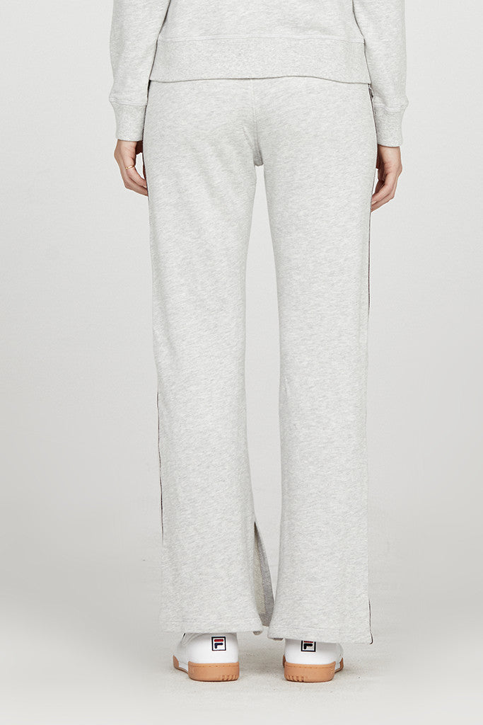 French Terry Vented Lounge Pant w/ Taping
