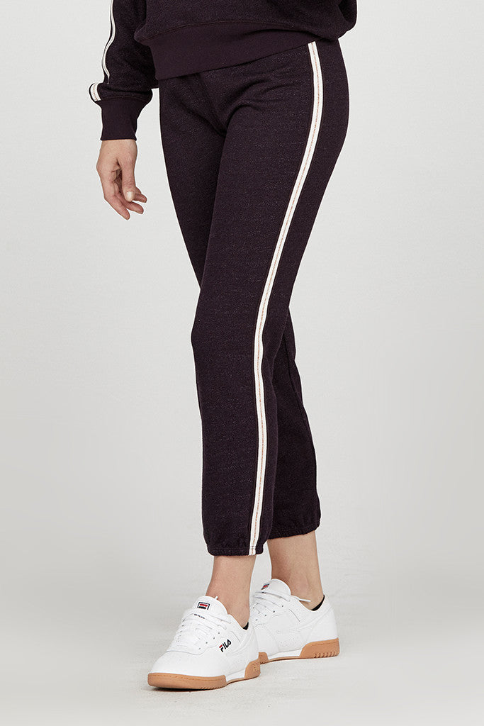 French Terry Classic Jogger w/ Taping