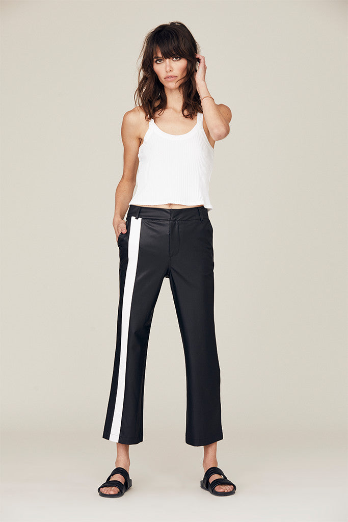 Campbell Crop Flare Pant