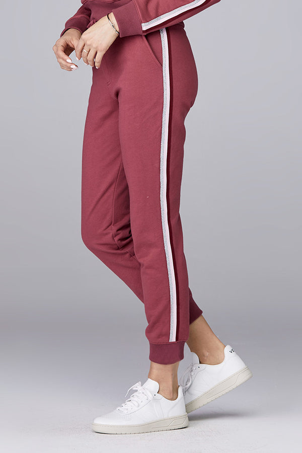 Structured High Rise Jogger