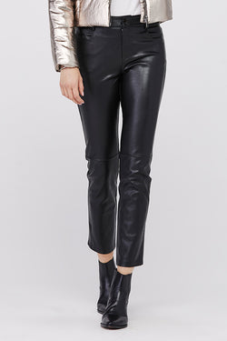 Jagger High-Waisted 5 Pocket Pant