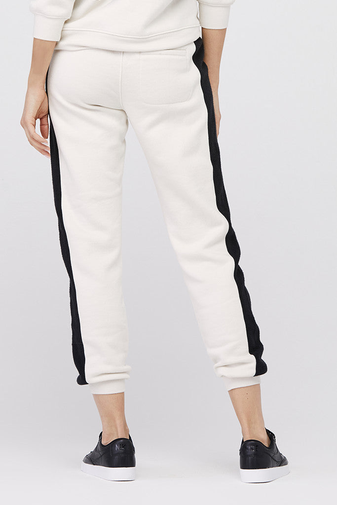 Millie Blocked Joggers