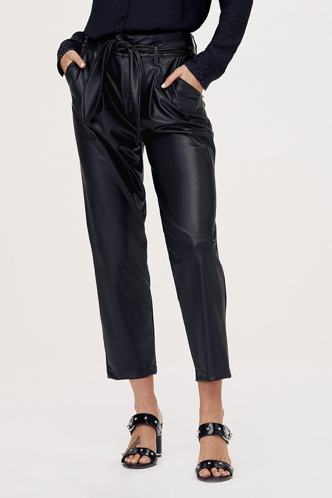 Lexi Belted Paperbag Waist Trouser