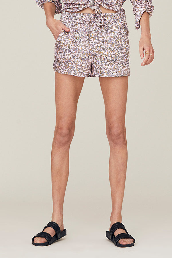 Bibi Short in Cheetah